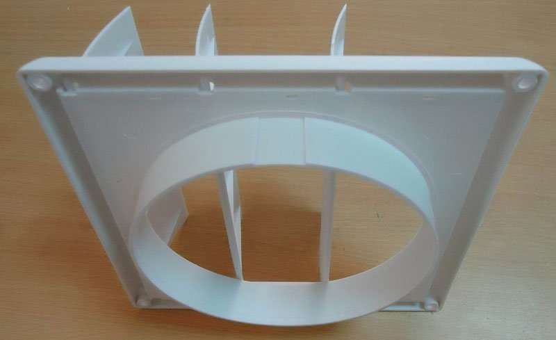 self-movable air outlet grille-2