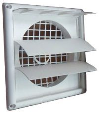 Replacement Vent Hood,Louver Dryer Vent