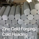 Zinc cold forging parts,Cold heading Zinc accessory 4