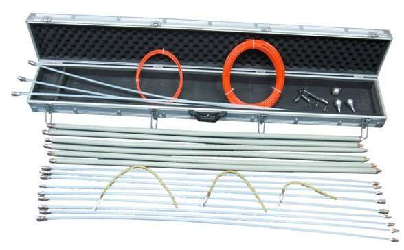 Air blade cleaning method for Water Chiller