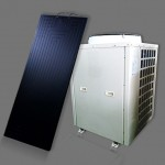 Commercial Thermodynamic Solar Panel Hot Water System 2