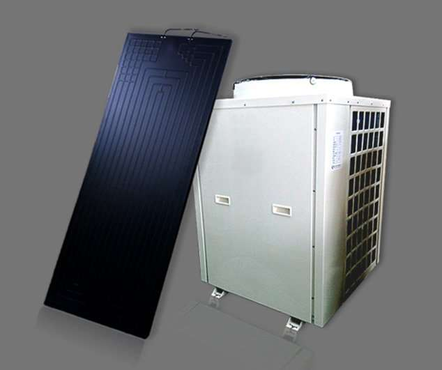 Commercial Thermodynamic Solar Panel Hot Water System