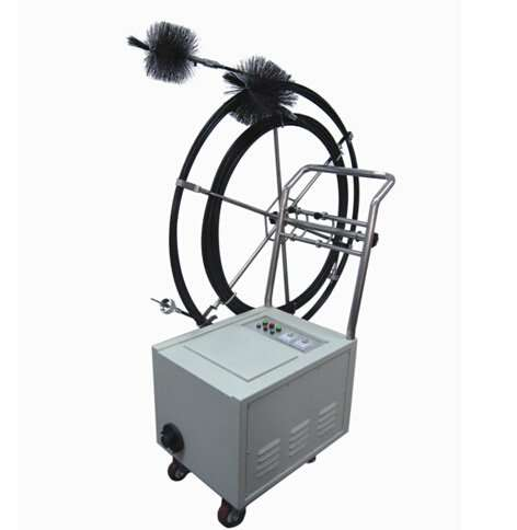 Common Flexible-Shaft Air Duct Cleaner (Tornado Cleaning System)