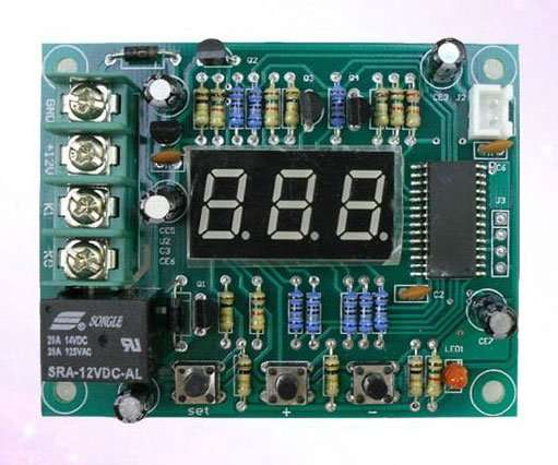 Digital Thermostat Module Model XH-W1207