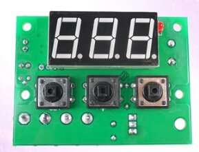Digital Thermostat Module Model XH-W1601