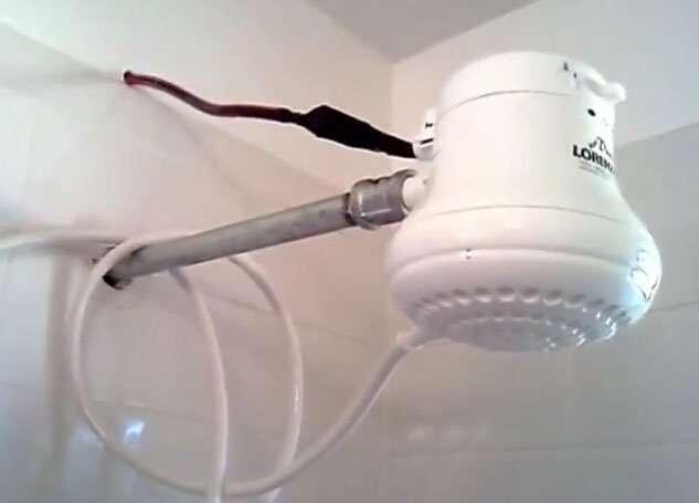 INSTANT-HOT-WATER-HEATER-SHOWER HEAD