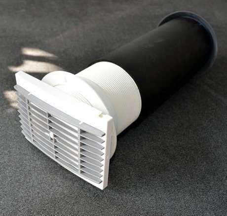 Through-Wall-Ventilator