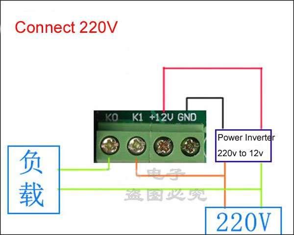 XH-W1209-wiring-method
