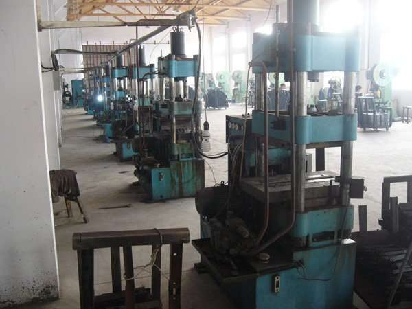 hydraulic forming equipment