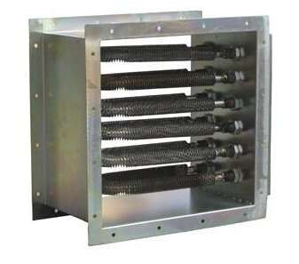 duct air heater