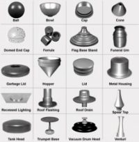 Metal Spinning Fabrication,Custom Metal Spun products