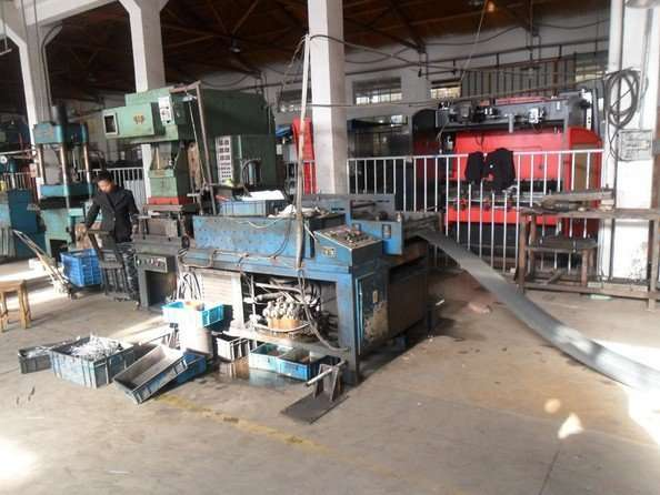 sheet metal automatic cutting