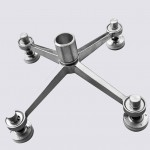 Stainless Steel Spide fittings