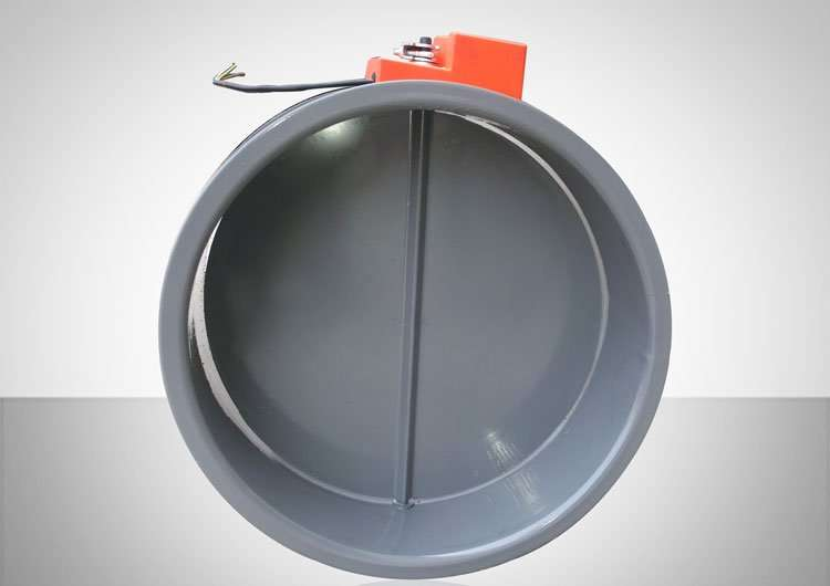 Duct damper archives smartclima Motorized duct damper