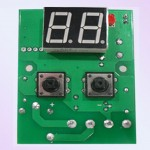 Digital Thermostat Module Model XH-W1210