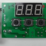 Digital Thermostat Module Model XH-W1302