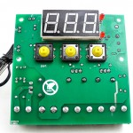 Digital Thermostat Module Model XH-W1503