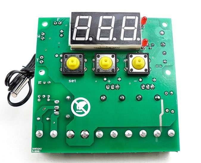 Digital Thermostat Module Model XH-W1503