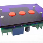 Panel Board for Digital Thermostat Module