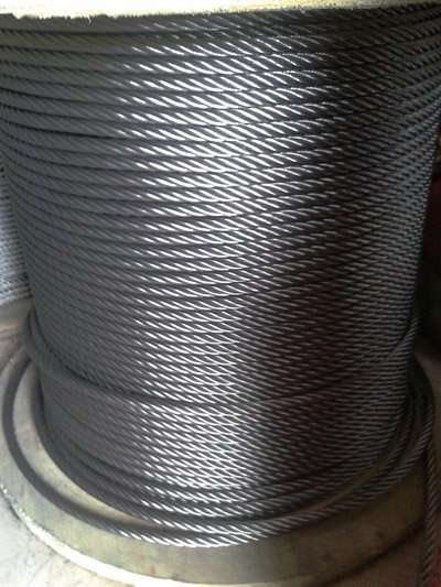 Stainless steel Grade 304 Wire Rope