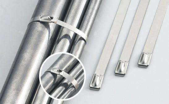 Stainless Steel Zip Ties Manufacturer Supplier China