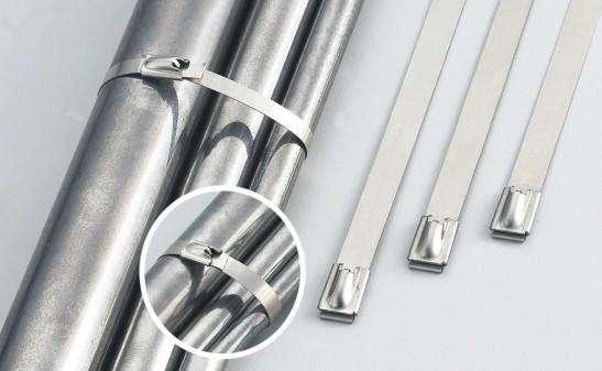 Stainless Steel Zip Ties