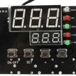 ThermoElectric Module temperature controller