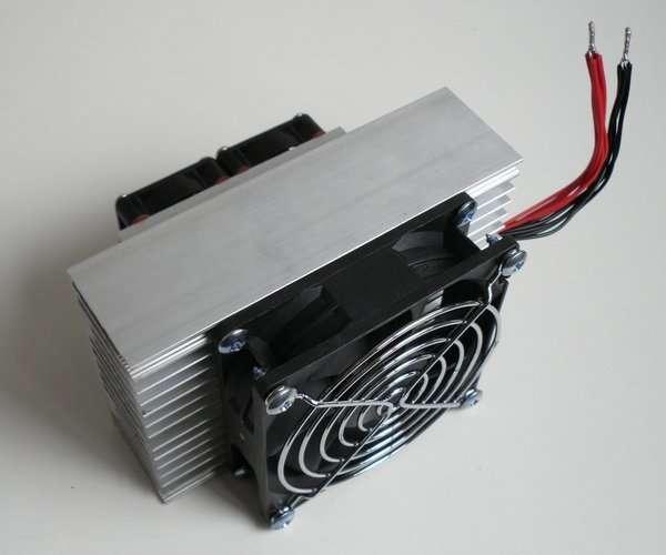 Thermoelectric Cooler Peliter Kit