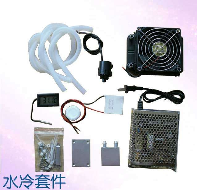 Thermoelectric Peltier Refrigeration Cooling System Kit manufacturer ...
