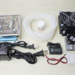 Thermoelectric cooling modular part kit