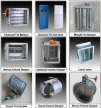 Air Duct Dampers