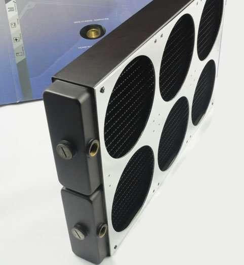 Water Cooling Radiator model 720