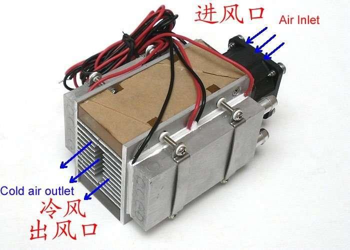 Thermoelectric Cooling Assembly Manufacturer Supplier China