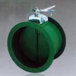 circular-fire-damper-by-manual