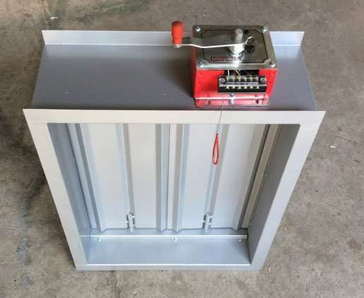 electrical Fire Damper