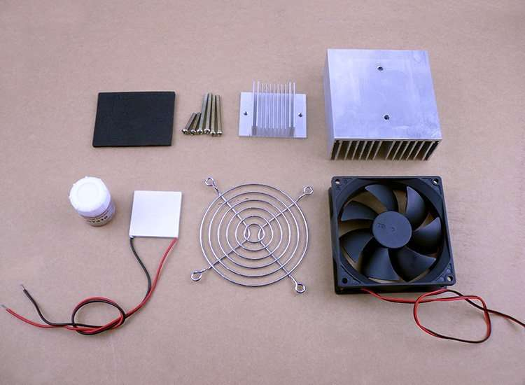 install ThermoElectric kit-1