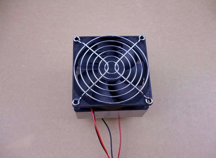install ThermoElectric kit-11