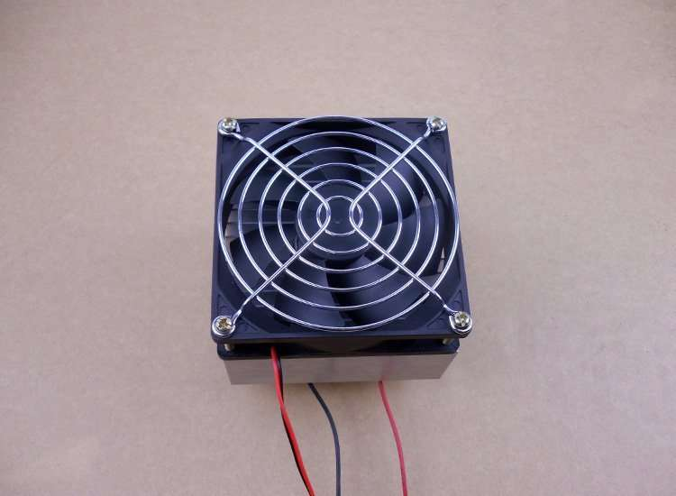 install ThermoElectric kit-13