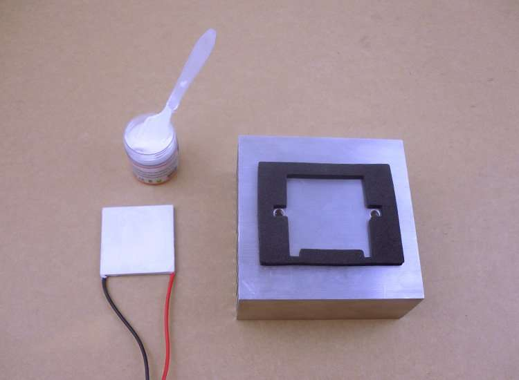 install ThermoElectric kit-4