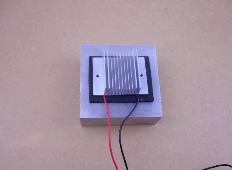 install ThermoElectric kit-6