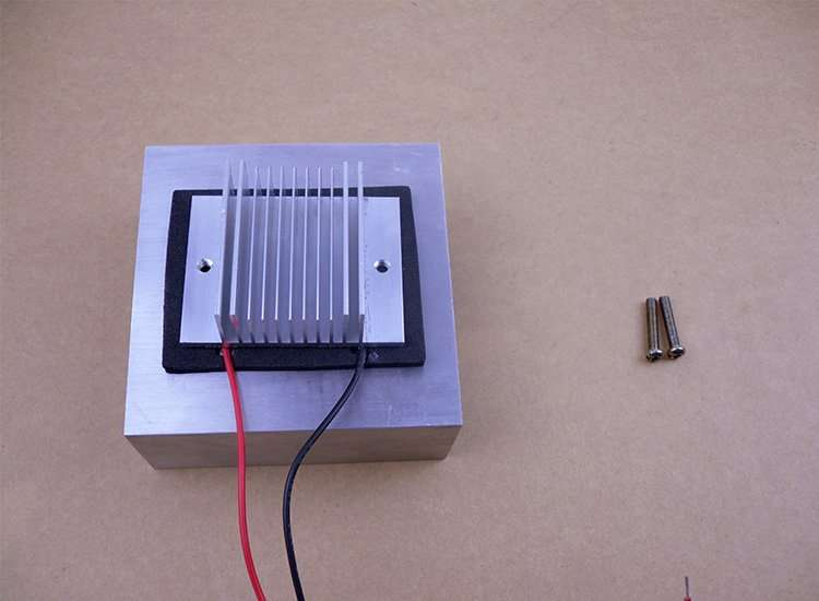 install ThermoElectric kit-7