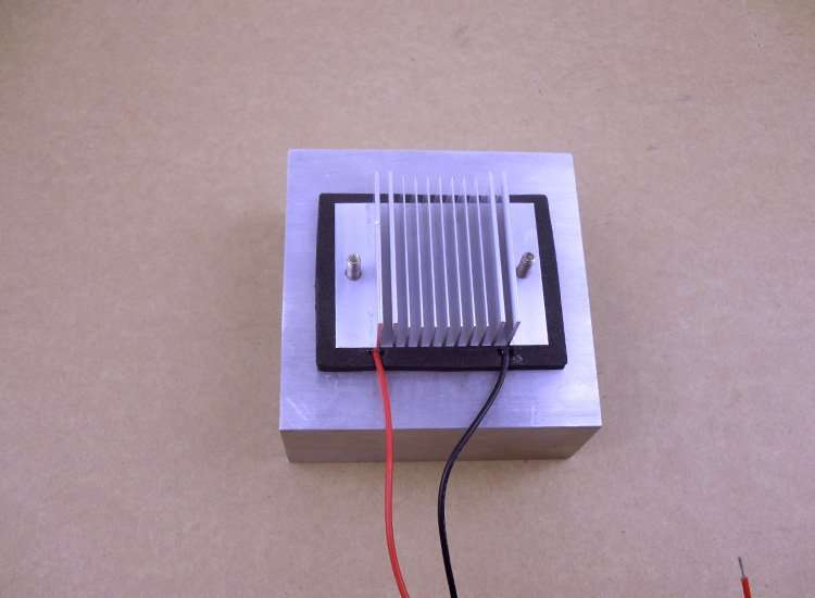 install ThermoElectric kit-9