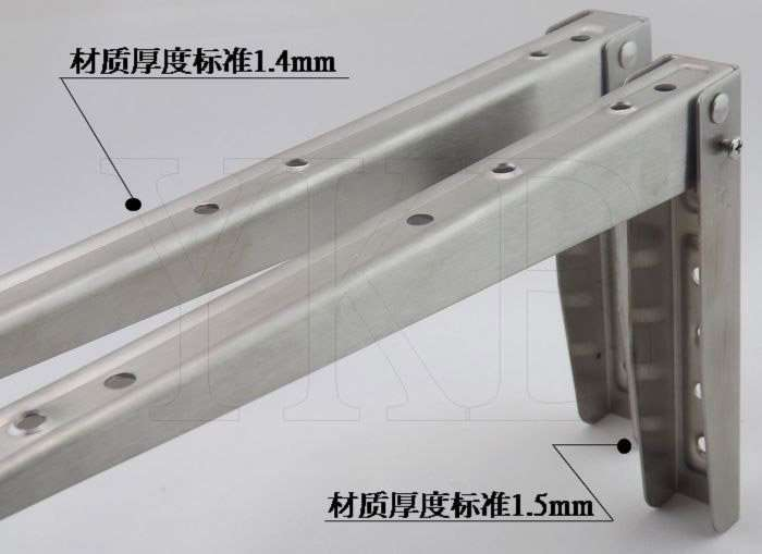 stainless mount specification