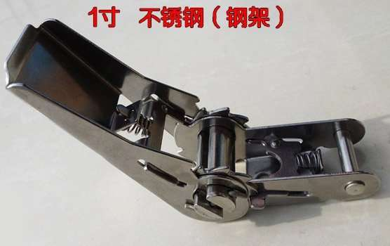 stainless steel Ratchet Load Straps