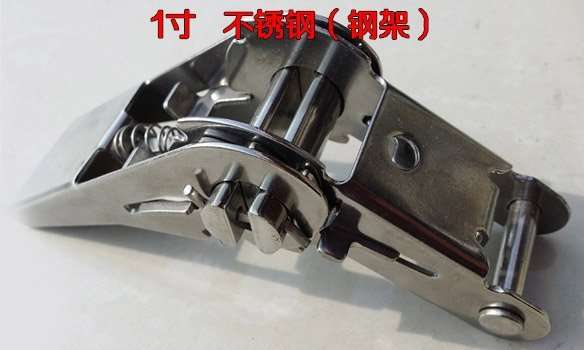 stainless steel Ratchet rope Straps