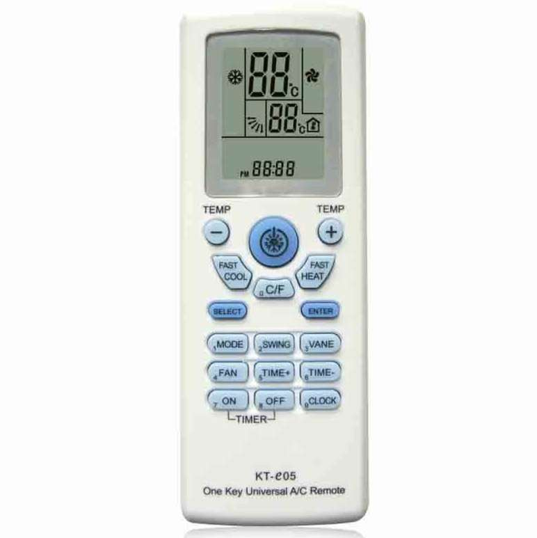 AIR CONDITIONER REMOTE KT-E05