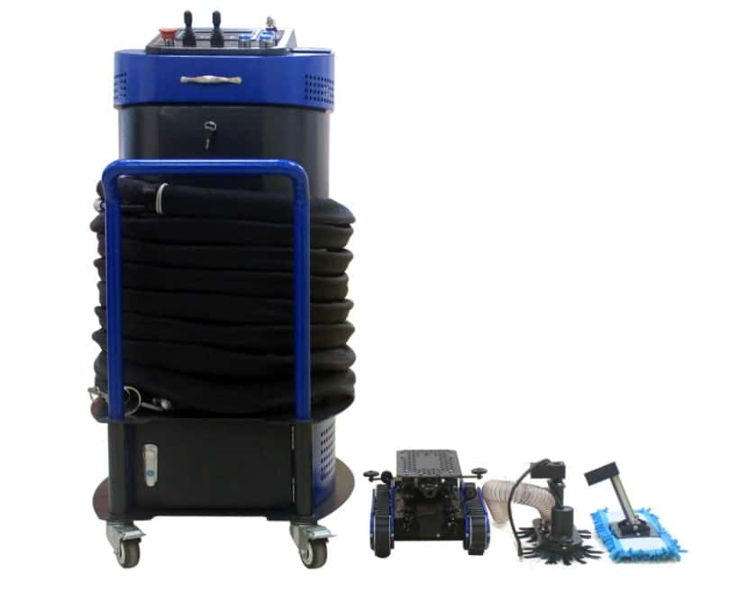 All-in-one Duct Cleaning Equipment with Video 2
