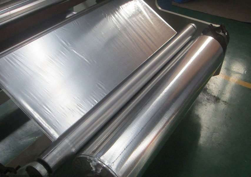 Aluminium tape production-1