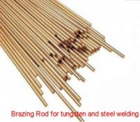 Brazing Rod for tungsten and steel welding