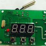 Digital Thermostat Module Model XH-W1801